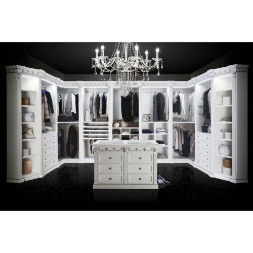 CNDS Plus White Wardrobe