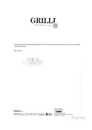 latter grilli