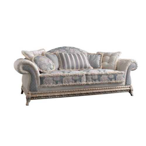ALVL Emily Senza Frangia sofa 3 seater