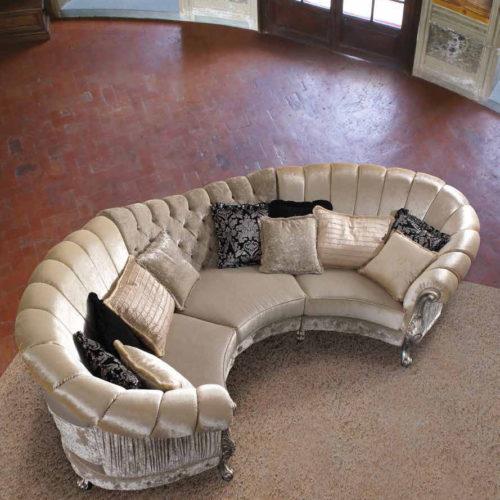 ALVL Excalibur corner sofa