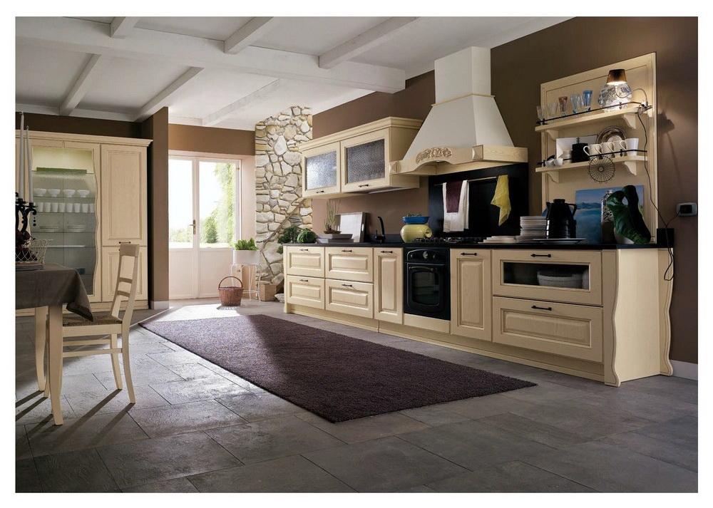 italian kitchen crema60